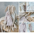 Мягкая игрушка «Домашние зайки Майкл, Деби и Сара», набор для шитья, 18 × 22.5 × 2 см
