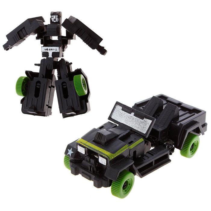 Робот-трансформер «Джип», МИКС
