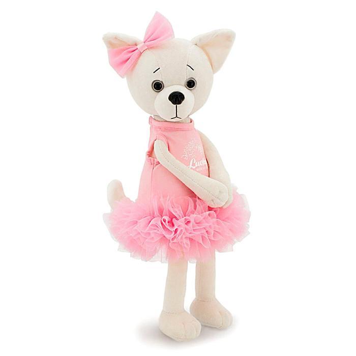 Мягкая игрушка «Lucky Lili: Грация», 25 см - фото 725165635