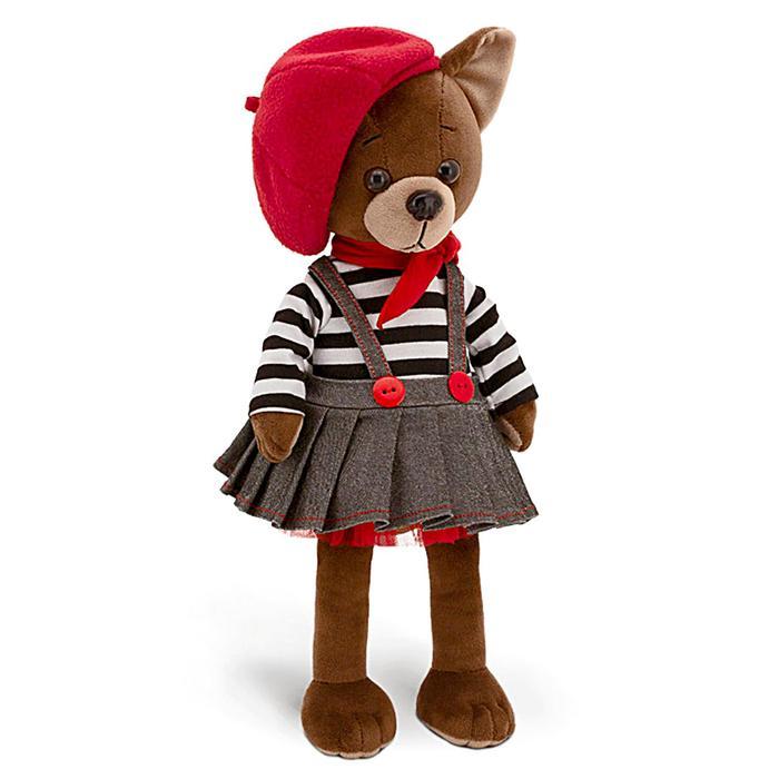 Мягкая игрушка «Lucky Kiki: Утро в Париже», 25 см