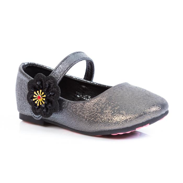 Туфли детские MINAKU, цвет меланж, размер 20