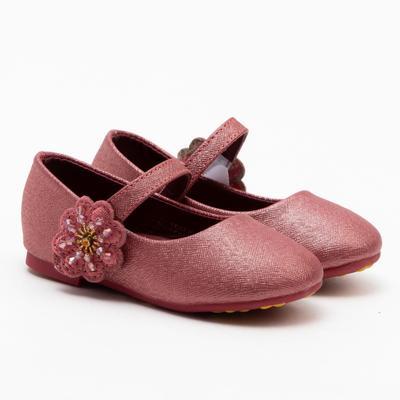 Shoes for girls 671 MINAKU Bordeaux, R. 20