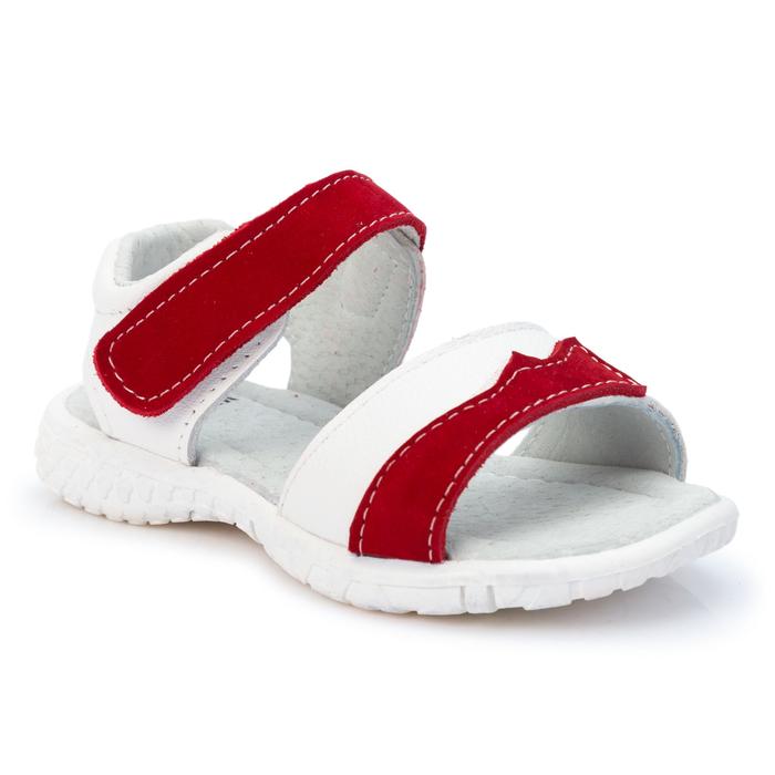 Сандалии детские MINAKU красный, размер 20