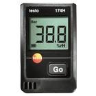 Мини-логгер данных температуры и влажности Testo 174H, от -20 до +70 °С, ±0.5 °C, 0-100 % ОВ   40867