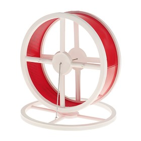 Wheel for Jogging rodents on the stand, wheel diameter 14 cm, mix colors