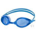 Очки для плавания + беруши, цвета МИКС