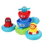 Игрушки для купания «Островки» - фото 105534108