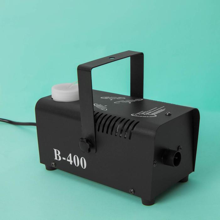 Дым-машина, 400 Вт, 220 В, радиопульт (до 20 м)