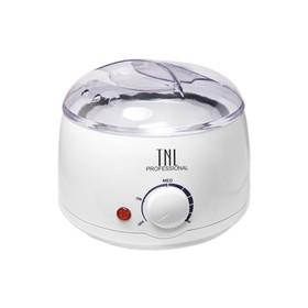 Воскоплав TNL wax 100, баночный 100 Вт, 400 мл, 35-100 ºС, белый