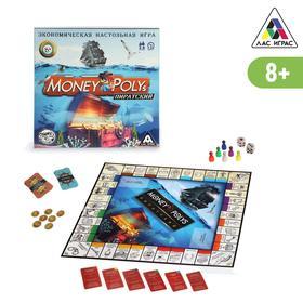 Экономическая игра «MONEY POLYS. Пиратский», 8+