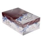 Шоколад в плитках, горький, 72% какао, 12 г / 90 шт