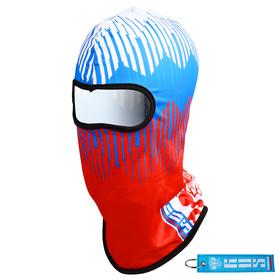 Набор Rus, балакалава спортивная, 54,5 × 45 см, брелок 13,2 × 2,8 см Ош
