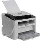 МФУ лазерный ч/б Canon i-SENSYS FAX-L170, печать до 1200x600, PSTN, до 33.6 кбит/сек, белый   409143