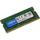 Память ОЗУ Crucial CT2G4SFS624A, DDR4, 2Gb, SO-DIMM, PC-19200, Non-ECC, 2400Mhz, CL17