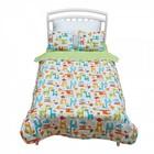 Комплект Safari kids: покрывало 110×170 см, подушки 30×40 см-2 шт