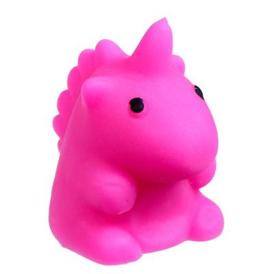 Мялка-антистресс «Единорог», цвет белый