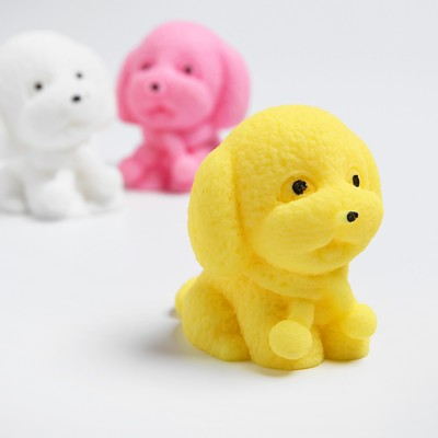 Мялка-антистресс «Щенок», цвета МИКС