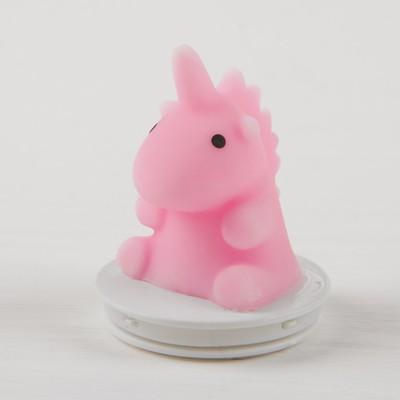 Мялка-антистресс «Единорог», на липучке, цвета МИКС