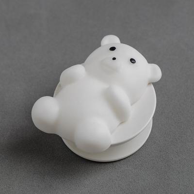 Мялка-антистресс «Мишка», на липучке