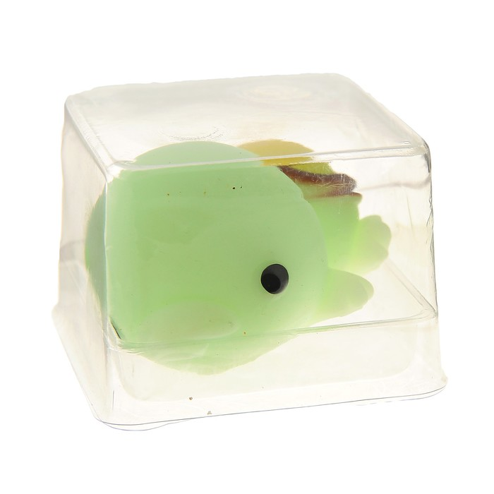 "Мялка-антистресс ""Черепаха"", цвет зелёный"