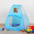 """Детская палатка """"Секретная база"""" + шарики 90 шт., d=7,5 см"""