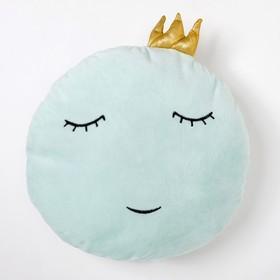 Подушка декоративная Крошка Я 'Принц', d40 см, 100% п/э Ош