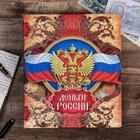 """Альбом для монет, банкнот """"Деньги России"""" без листов"""