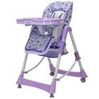 Стульчик для кормления PENNE Cupcake purple, фиолетовый