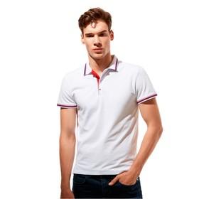 Рубашка унисекс, размер 52, цвет белый