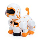 Игрушка-робот «Собака», работает от батареек, световые и звуковые эффекты, танцует, МИКС - фото 105499703