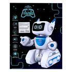 Робот интерактивный, радиоуправляемый «Вольт», световые и звуковые эффекты, работает от батареек - фото 105508537