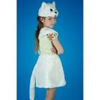 Карнавальный костюм «Кошечка», на резинке, рост 104-134 см, цвет МИКС