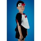Карнавальный костюм «Пингвин», размер 28-34, на резинке, рост 104-134 см