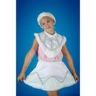 Карнавальный костюм «Снежинка», на резинке, рост 104-134 см