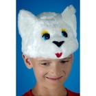Карнавальная шапочка «Кошечка»