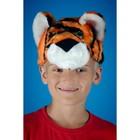 Карнавальная шапочка «Тигрёнок»