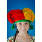 Карнавальная шапочка «Петрушка»