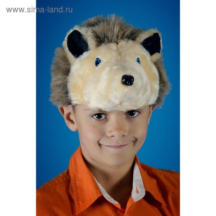 Карнавальная шапочка «Ёжик»