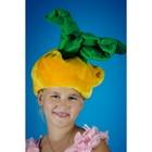 Карнавальная шапочка «Репка»