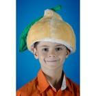 Карнавальная шапочка «Груша»
