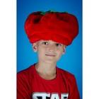 Карнавальная шапочка «Помидор»