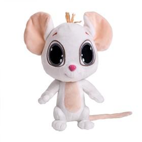 Мягкая игрушка «Мышонок Шушик», 20 см