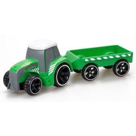 Машина Tooko «Трактор с прицепом»