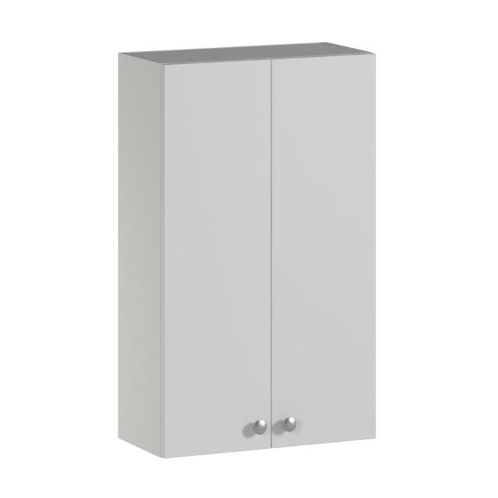 Шкаф навесной  48*24*80 см, две полки