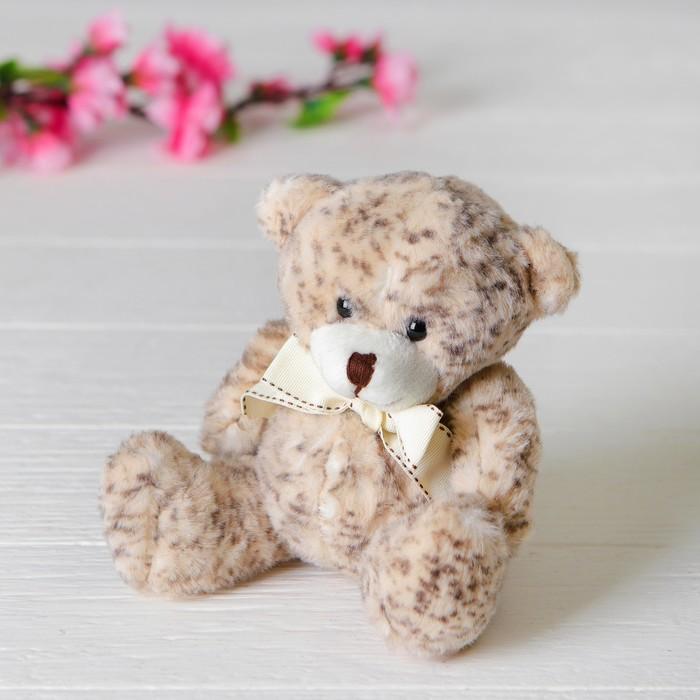 Мягкая игрушка «Медведь», с бантом