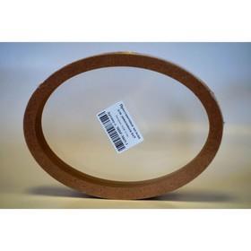 Проставочные кольца, MDF с утоплением, для динамика 16х23 см, набор 2 шт Ош