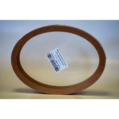 Проставочные кольца, MDF с утоплением, для динамика 16х23 см, набор 2 шт