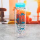 Бутылка для воды «Динозаврики», 600 мл