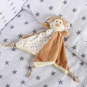 """Rattle-komforter """"Monkey Coco"""""""