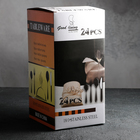Набор столовых приборов «Рококо», 24 предмета, на подставке - фото 70084